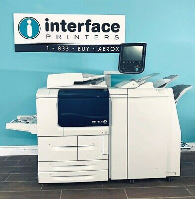 Xerox D95 B/w Printer With Only 728K Copies