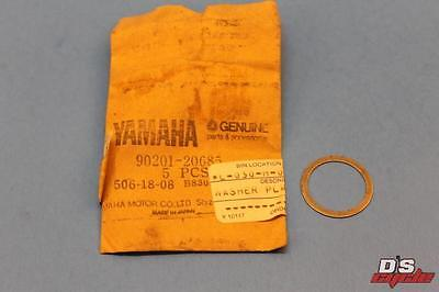 NOS YAMAHA CHAPPY 50 EXCITER 250 ROAD STAR PLATE WASHER PART# 90201-10142-00
