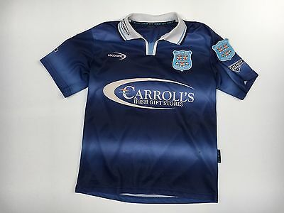 Dublin City FC football shirt Lansdowne small