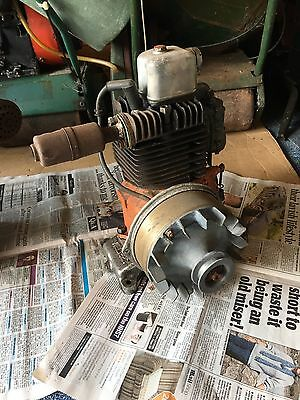 Shed Find Villiers Engine #4