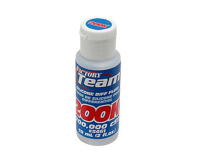 NEW Team Associated 5461 Silicone Diff Fluid, 200,000Cst ASC5461