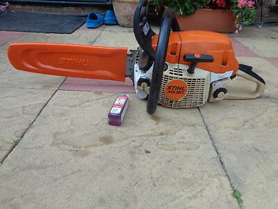 """Stihl Ms261 2015 Professional Chainsaw Just Serviced New 16"""" Bar & Chain"""