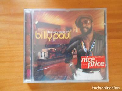 Cd The Very Best Of Billy Paul (A7)