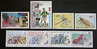 Timbre WALLIS ET FUTUNA Stamp - Yvert et Tellier Divers 1998 n** (Cyn23)