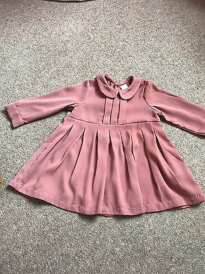 Baby Girls 9-12 Months Dress From H&M