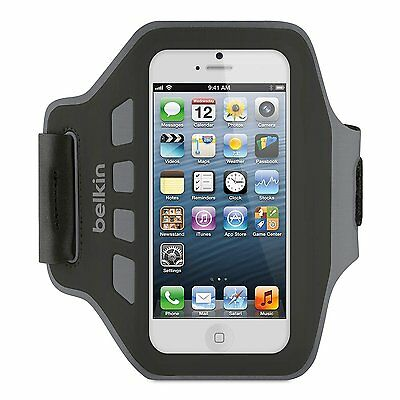 belkin EASEFIT Plus Armband for iPhone 5/5s/5c/ iPod touch 5th gen