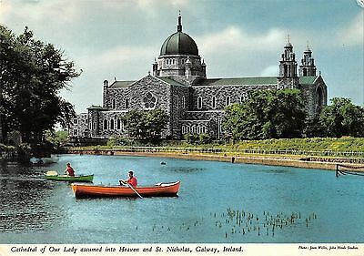 BT2809 cathedral of our lady assumed into heaven and st nicholas Galw    Ireland