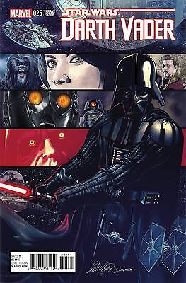 DARTH VADER #25 LARROCA VARIANT (Marvel 2016 1st Print) Star Wars