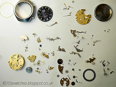 Vintage Automatic watch date full service, Omega, Longines, Junghans, all makes