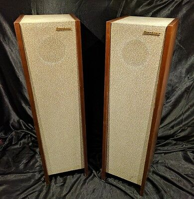 vintage speakers 1960s Pamphonic loudspeaker 1962