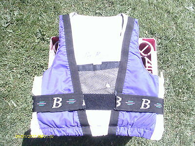 "Pro Racer 50N  Buoyancy Aid  Vest Size 34"" Chest"