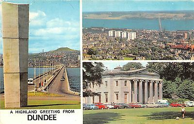 BR4382 Dundee The Tay Bridge  scotland