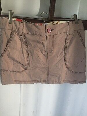 Authentic Ladies Roxy Skirt Size 10 New With Tags RRP $59.95