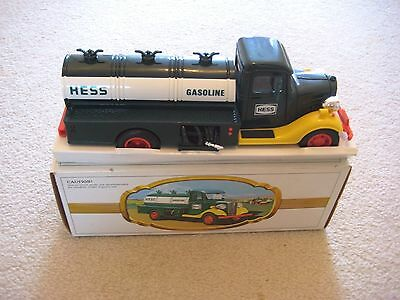 The First Hess Truck 1982 New In Box Never Used
