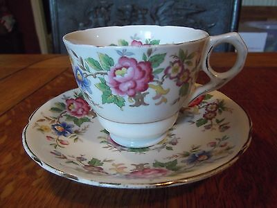 Royal Stafford ROCHESTER Tea Cup & Saucer