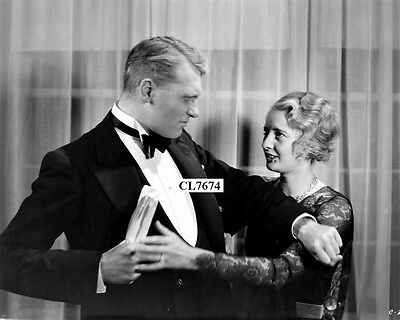 Barbara Stanwyck and Ralph Bellamy in the Movie 'Forbidden' Photo