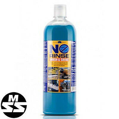 Optimum No Rinse Wash and Shine 946ml also works as Clay Lube & Quick Detailer