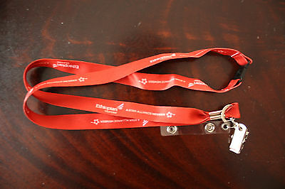 Lanyard Schlüsselband Ethiopian Airlines A Star Alliance Member