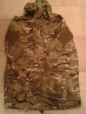 British Army windproof combat MTP  smock. (PCS)  170/96. Used.