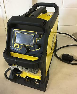 ESAB Rebel Multi-Process Welder MIG/Stick/TIG EMP 215ic  0558102240 *REPAIRED*