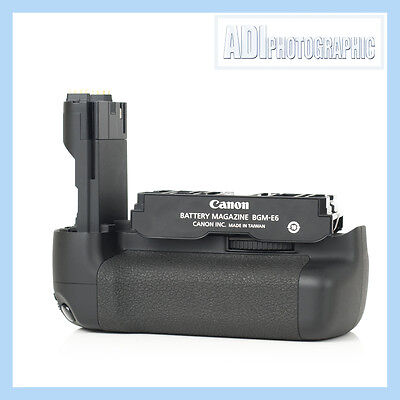 Genuine Canon BG-E7 Battery Grip