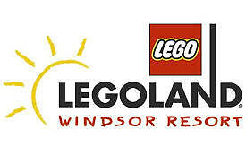 2 x Legoland Windsor  Free Entry Tickets - Tuesday 18th July