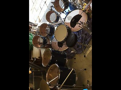 Pearl Export Double Bass Drum Kit