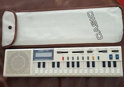 Casio VL Tone VL1 with manual and songbook