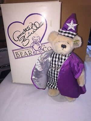 Annette Funicello Collectible Bear Company WIZARD