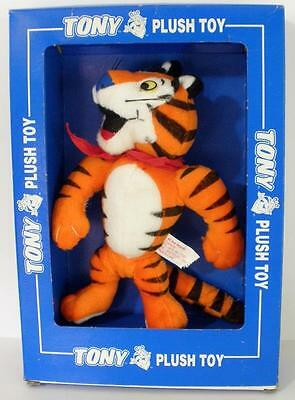 1997 Kellogg's Tony The Tiger Plush Doll New In The Box 8 Inches Tall