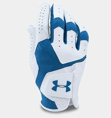 Under Armour Mens Coolswitch Cabretta Leather Golf Glove Left Hand