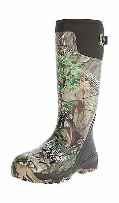 LaCrosse Men's Alphaburly PRO 18 Realtree XTR Hunting Boot Brown/Green 15 M US