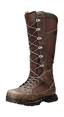 Danner Men's Pronghorn Snake Side-Zip Hunting Boot Brown 9 EE US