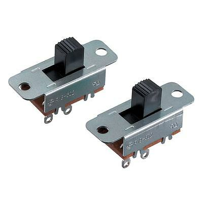 RadioShack Slide SPST Switch (2-Pack) 275-0401