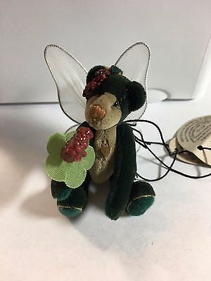 """Cottage Collectibles miniatures """"Berry Fairy"""" 3in"""