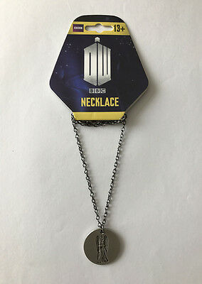 Doctor Who - Don't Blink Weeping Angel Pendant - Official Merchandise - BBC