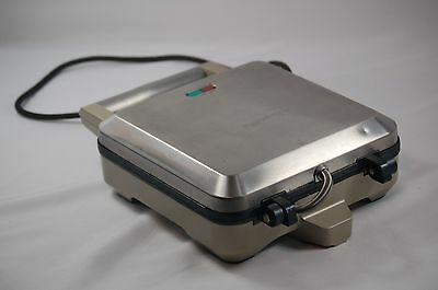 Breville the Personal Pie Maker 4 Individual Pie Baker  Used