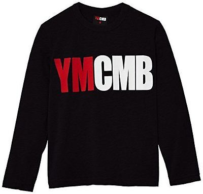 YMCMB - Basic T-Shirt [Noir] [FR : 10 ans Taille Fabricant : 10 ans] NEUF