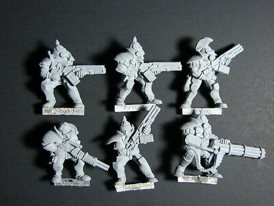 28mm Sci Fi Target Games Warzone Bauhaus Lot #1