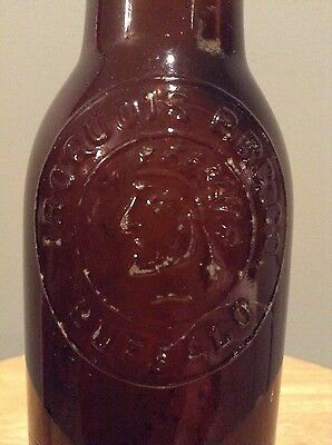 12 Oz Iroquois Brewing Company , Buffalo beer bottle