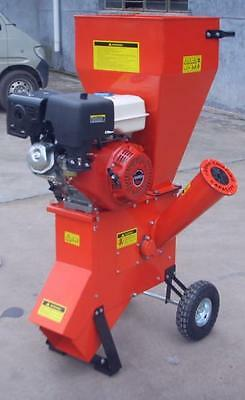 PETROL CHIPPER SHREDDER NEW 13 HP new 2 year warranty