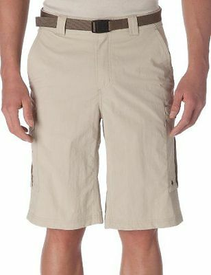 Columbia - homme (US 28) - Silver Ridge Cargo Short [AM4084] [Fossil] [38] NEUF