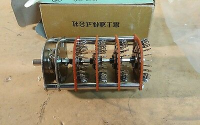 Rotary switch cnc type 261A model 1993.1