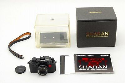 【MINT】Sharan Leica IIIf Swedish Army Model Subminiature Film Camera from JAPAN
