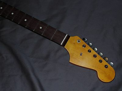 RELIC AGED 9.5 CBS Fender Licensed maple Neck will fit jazzmaster mjt usa body
