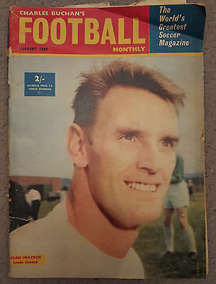 Charles Buchan's Football Monthly January 1966
