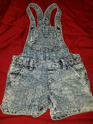 Girls overalls Size 6