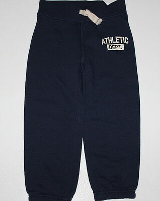 NWT Toddler Boys CARTER'S Navy Blue Athletic Sweatpants Size 3T