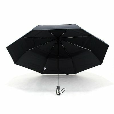 AZLife Double Canopy Auto Open Close Golf Umbrella Wind Resistant Collapsible 48