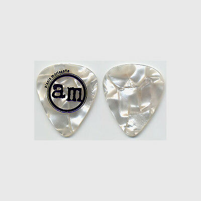 Alanis Morissette authentic band issued 2004 tour purple on pearl Guitar Pick